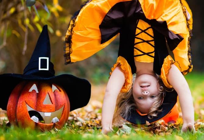 15 DIY Kids Halloween Costumes