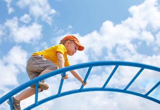 Five Ways To Help Build Your Child's Independence