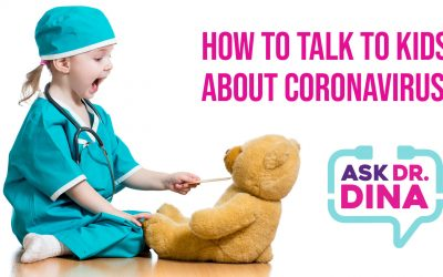 How to speak with your kids about Coronavirus Covid-19