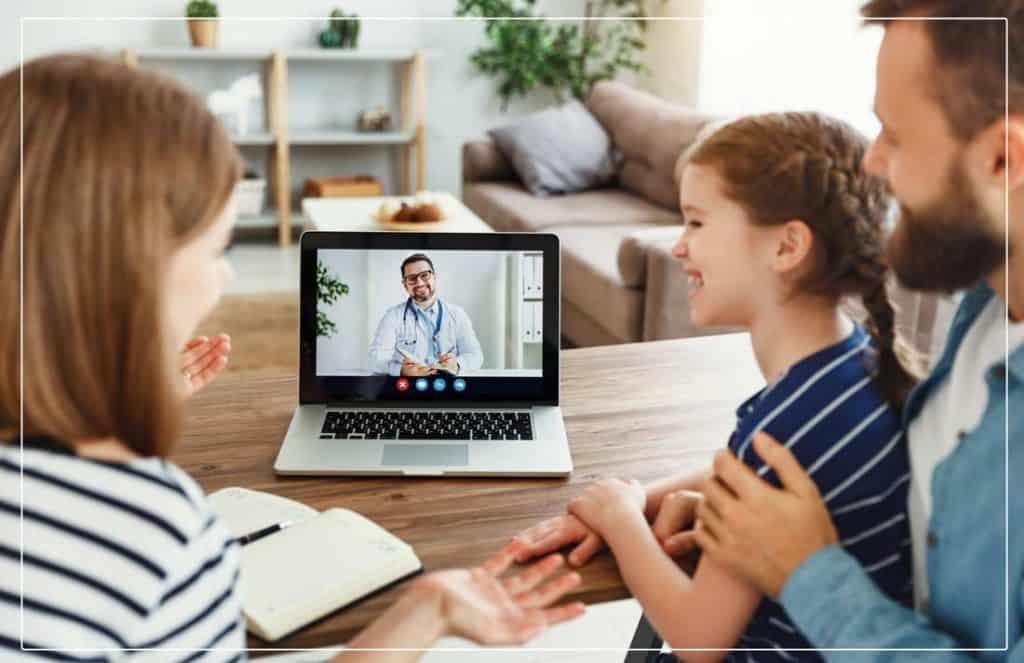 Dr Dina Kulik - virtual healthcare via Kidcrew