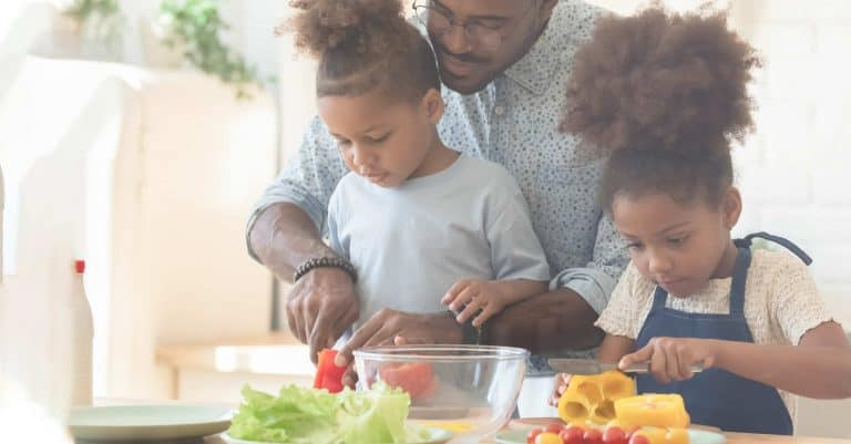 What should you do if your child doesn't want to eat meat?