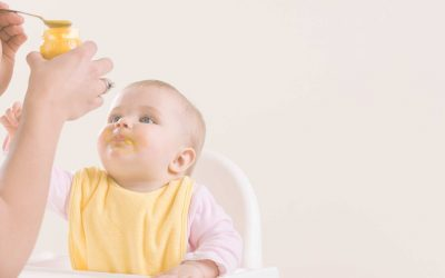 Starting Solids to Prevent Food Allergies