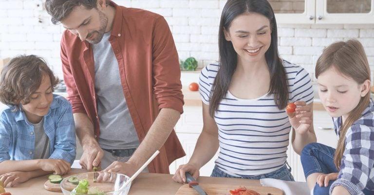 Chicken Burrito Recipe – a healthy lunch idea!