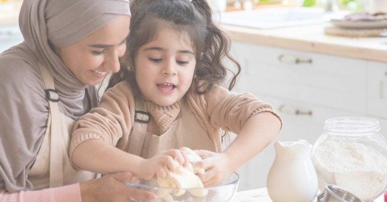 Edible Cookie Dough – a Healthy Snack!