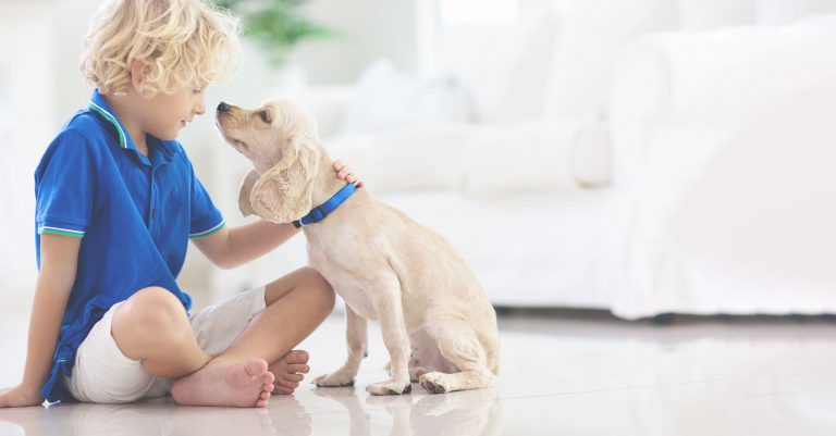Are Pets Good for Kids?